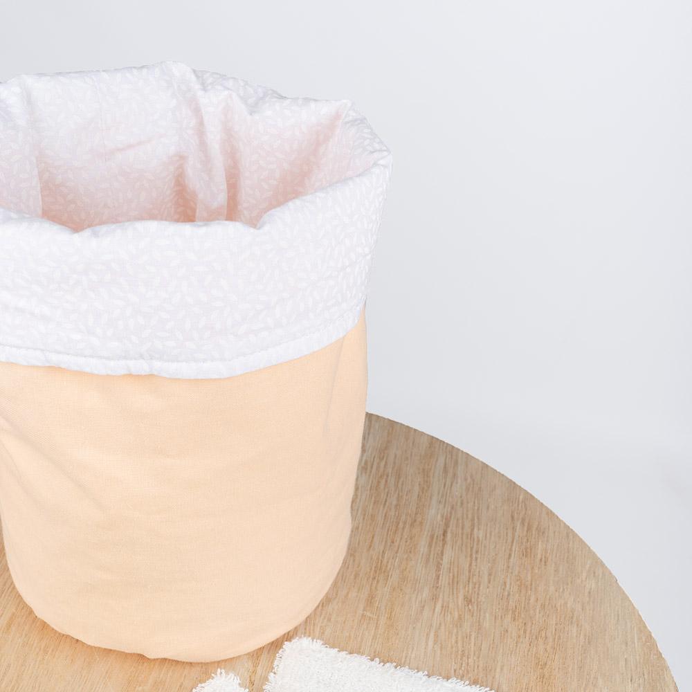Panier de rangement coton - Agrumes